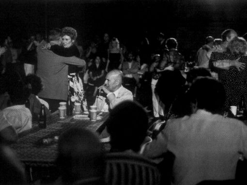 Tangosalon Buenos Aires, jaren 50